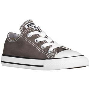 Converse All Star Ox - Boys' Toddler - Charcoal