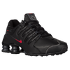 Nike Shox NZ - Men's - Black / Grey