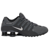 Nike Shox NZ - Men's - Grey / Black