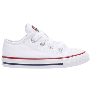 Converse All Star Ox - Boys' Toddler - Optical White