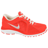 Nike Dual Fusion Run Breathe - Women's - Orange / White