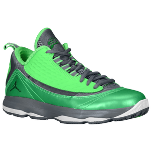 Jordan CP3.VI AE - Boys' Grade School - Poison Green/Pine Green/Cool Grey