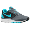Nike Zoom Vomero+ 8 - Women's - Grey / Light Blue