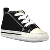 Converse First Star - Boys' Infant - Black / White