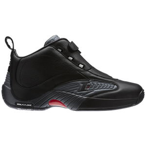 Reebok Answer IV - Men's - Iverson, Allen - Black/Rivet Grey/Excellent Red
