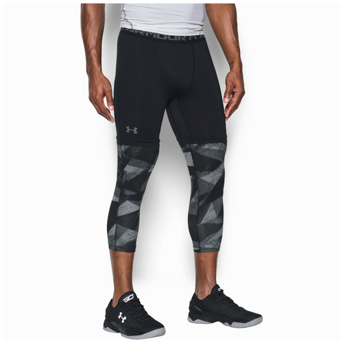 Under Armour SC30 Lock In 3/4 Compression Leggings - Menu0026#39;s - Basketball - Clothing - Curry ...