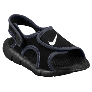 Nike Sunray Adjust 4 - Boys' Toddler - Black/White/Anthracite