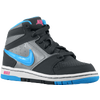 Nike Prestige IV High - Girls' Preschool - Grey / Light Blue