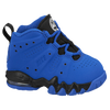 Nike Barkley Max - Boys' Toddler - Blue / Black