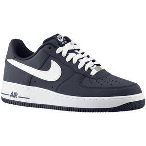 Nike Air Force 1 Low - Men's - Obsidian/White
