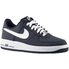 Nike Air Force 1 Low - Men's - Navy / White