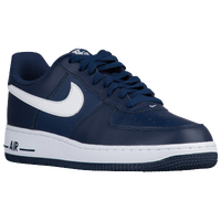 Nike Air Force 1 Blue And White