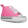 Converse First Star Crib - Girls' Infant - Pink / White