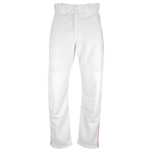 Majestic Cool Base HD Piped Pants - Men's - Pro White/Pro Scarlet