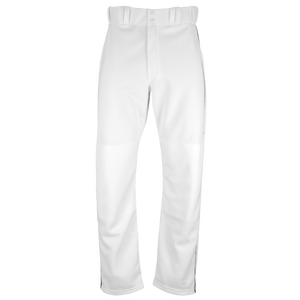 Majestic Cool Base HD Piped Pants - Men's - Pro White/Pro Black