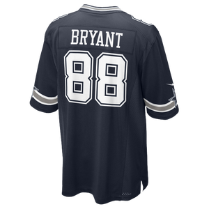 Nike NFL Game Day Jersey - Men's - Bryant, Dez - Dallas Cowboys - Navy