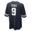 Nike NFL Game Day Jersey - Men's -  Tony Romo - Dallas Cowboys - Navy / White