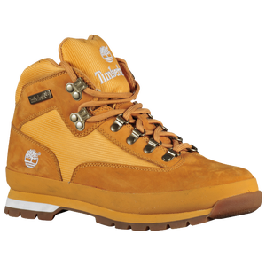Timberland Euro Hiker - Men's - Wheat Nubuck