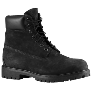 "Timberland 6"" Premium Waterproof Boot - Men's - Jet Black"