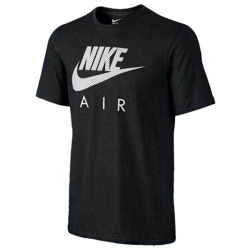 nike air heritage t shirt men 39 s casual clothing