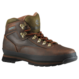 Timberland Euro Hiker - Men's - Brown Leather
