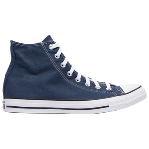 Converse All Star Hi - Men's - Navy/White