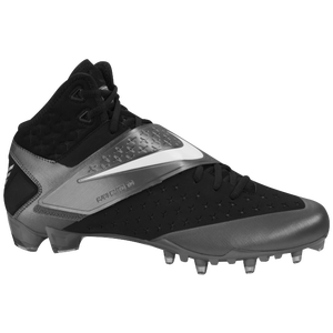 Nike CJ81 Elite TD - Men's - Johnson, Calvin - Black/White/Tornado