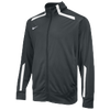 Nike Team Overtime Jacket - Men's - Grey / White