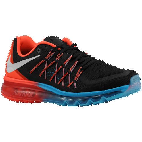 Nike Air Max 2015 - Men\u0026#39;s - Running - Shoes - Black/Bright Crimson/Blue Lagoon/White