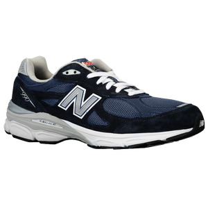 New Balance 990 - Men's - Navy