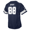 Nike NFL Team Color Game Day Jersey - Boys' Grade School -  Dez Bryant - Dallas Cowboys - Navy / White
