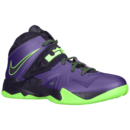 Nike Zoom Soldier VII - Men's - Basketball - Shoes - James, LeBron