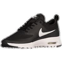 ... Nike Air Max Thea - Women\u0026#39;s - Black / Off-White