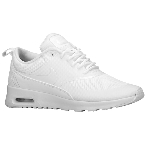 nike air max thea s running shoes white white