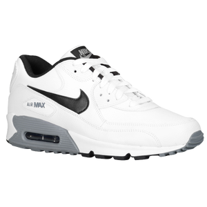 Nike Air Max 90 - Men's - White/Black/Cool Grey