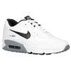 Nike Air Max 90 - Men's - White / Black