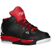 Jordan Flight Origin - Boys' Grade School - Black / White