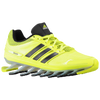 adidas Springblade - Boys' Grade School - Light Green / Black