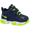 Nike Turf Raider - Boys' Toddler - Navy / Light Green