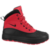 Nike ACG Woodside II - Boys' Grade School - Red / Black