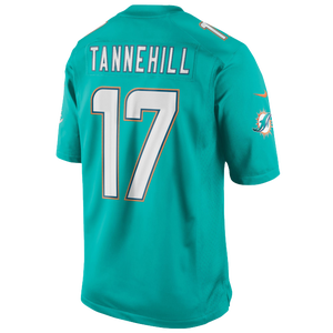 Nike NFL Limited Jersey - Men's - Tannehill, Ryan - Miami Dolphins - Turbo Green