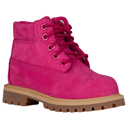 pink timberland boots for toddler girls
