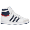 adidas Originals Top Ten - Boys' Grade School - White / Navy