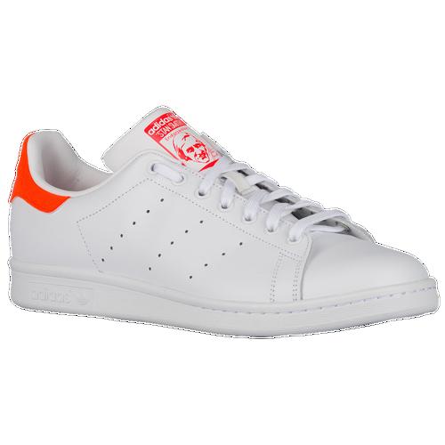 adidas originals stan smith white/white/solar red