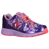 New Balance 890 V3 - Girls' Grade School - Purple / Pink