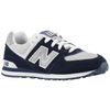 New Balance 574 - Boys' Preschool - Navy / Grey