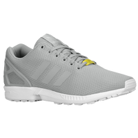 Mens Shoes adidas Originals ZX Flux Slip On Mono Clear Grey