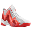 Reebok Kamikaze II Mid - Men's - White / Grey