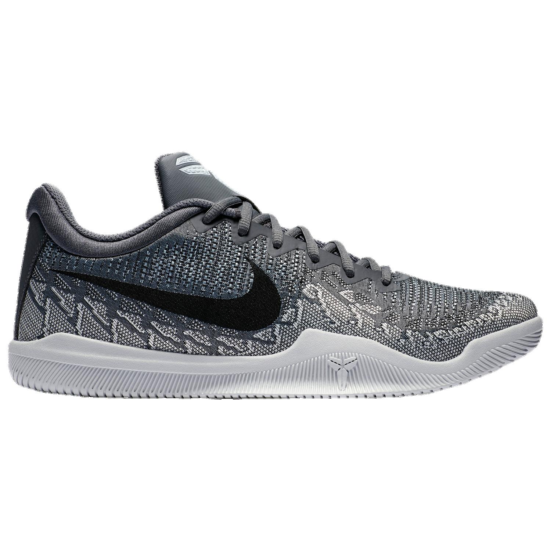 Nike Performance MAMBA RAGE - Basketball shoes - dark grey/black/pure platinum YnaFa