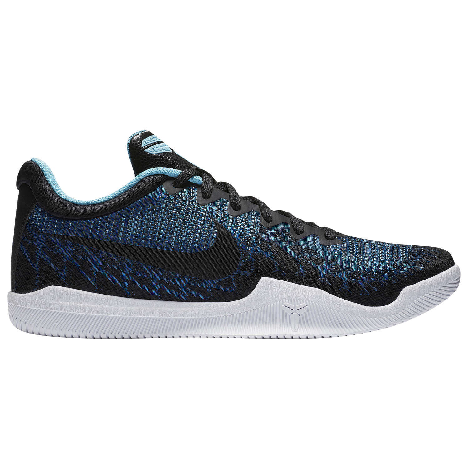 Clearance Best Prices Best Seller Online MAMBA RAGE - Basketball shoes - blue/black/blue gale Sale New Online Sale VQ39is7